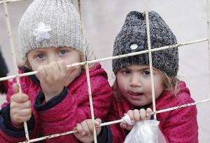 Missing refugee children abused by organ mafia