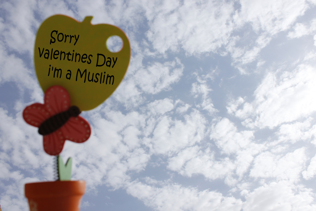 why do we muslims not celebrate valentine's day?, Ideas