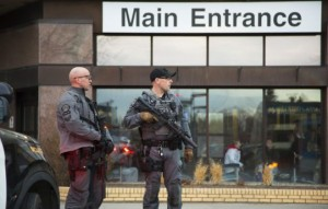 Shooting at Muslim cemetery in Canada, 4 in hospital