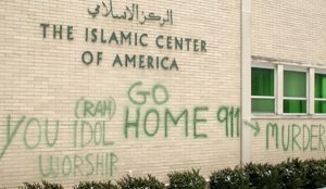 Anti-Muslim hate crimes at highest since 9/11