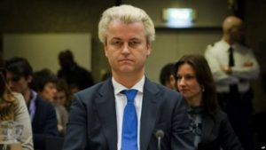 Far-right MP Geert Wilders found guilty of hate speech