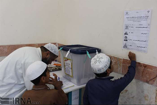 Iranian Presidential Race; Landscape of Sunnis