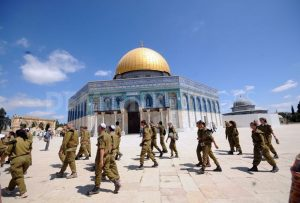 Why would Israel want a religious war over Al Aqsa Mosque?