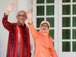 Halimah Yacob set to become Singapore's first female president