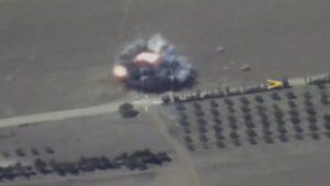 Russian, US-led strikes kill 28 civilians in Syria's Deir al-Zor