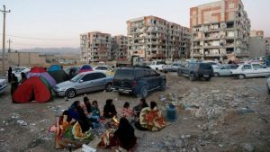 Iran-Iraq earthquake: Deadly tremor hits border region