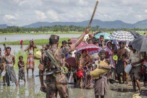 Bangladesh to shift 100,000 Rohingya to island