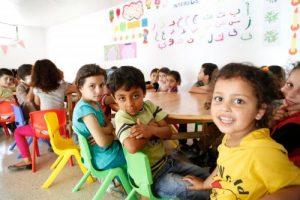 Turkey educating nearly 500,000 Syrian children