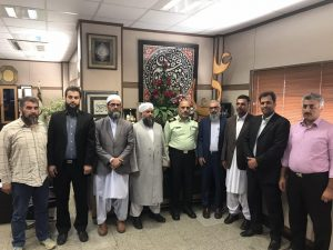 Tehran's Sunnis Meet Police Chief, Vice-governor
