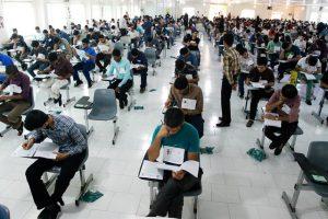Entrance Exam of Universities