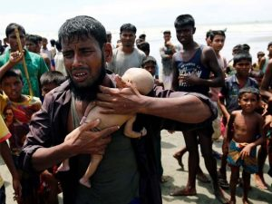UN General Assembly calls on Myanmar to stop military campaign against Rohingya Muslims