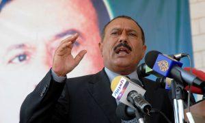 Houthi media: Ali Abdullah Saleh killed in Sanaa