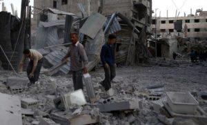 20 civilians killed by Assad regime in E. Ghouta