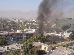 Deadly blast rocks Kabul, Taliban claims responsibility