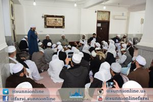 Alumni of Darululoom Zahedan Meet their Teachers
