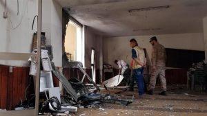Deadly mosque blast hits Libya's Benghazi