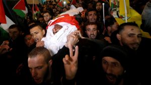 Palestinian killed in W. Bank clashes with Israeli army