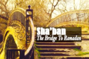 Prepare for Ramadan in this month of Sha'ban