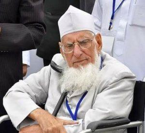 Deoband Waqf Rector Maulana Salim Qasmi Passes away