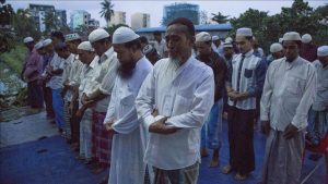 Myanmar Muslims in Thailand 'stateless'
