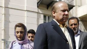 Pakistan ex-PM Sharif sentenced to 10 years for corruption