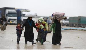 Number of Syrians fleeing Daraa keeps increasing