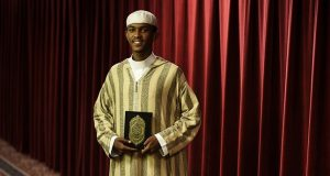 The American teen who won a Quran contest in Dubai