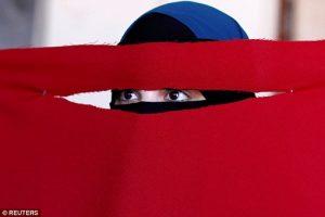 Danish Muslims Defy Niqab Ban