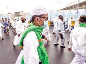 Focus shifts to Mina as sea of white-robed Hajj pilgrims occupy tents