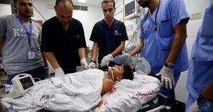 7 Palestinians killed, 500 injured by Israeli army gunfire