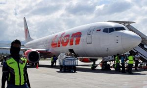 Indonesia Lion Air flight crashes in sea with 188 passengers, crew onboard