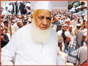 Ameer Tableeghi Jamaat Haji Abdul Wahab passes away at 96