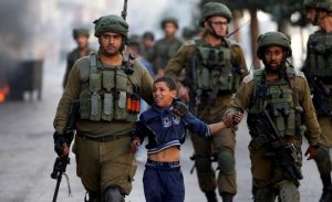 More than 900 children arrested by Israel this year
