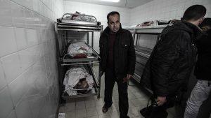 7 Palestinians martyred in Israeli raid in Gaza