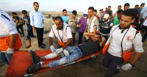 Three Palestinians killed in Gaza March of Return