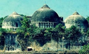 India's top court should resolve Babri Masjid dispute
