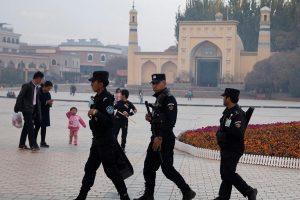 China's war on Islam
