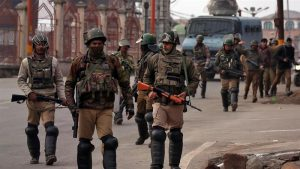 India police arrest Kashmir separatists amid rising tensions
