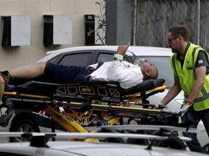 Dozens killed in 'terrorist' attack on mosques