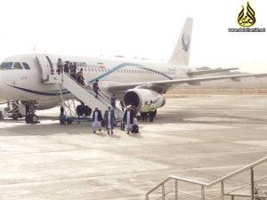 Shaikh Ab. Hamid Returns Home from Russia