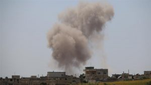 Idlib: At least nine civilians killed in government-led air raids