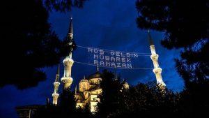 Muslims welcoming holy month of Ramadan