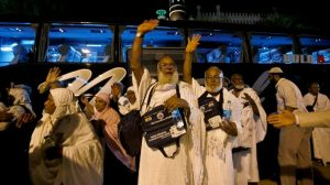 200,000 Indian Muslims to Perform Hajj This Year