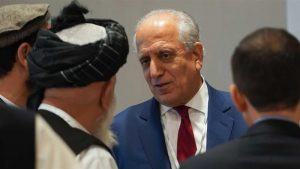 US envoy to return to Afghanistan, Qatar for peace talks