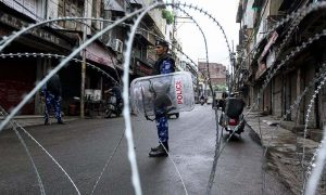 Indian forces on high alert after Kashmir Friday prayers