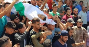 Palestinians lay to rest two kids killed in Gaza border march