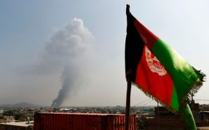 Afghanistan government says concerned about US-Taliban deal