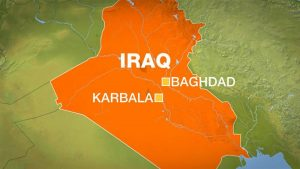 Multiple casualties after bomb goes off on bus outside Karbala