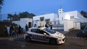 France mosque shooting leaves 2 injured