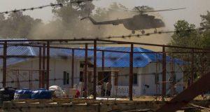 Myanmar army kills 2 Rohingya women in Rakhine state